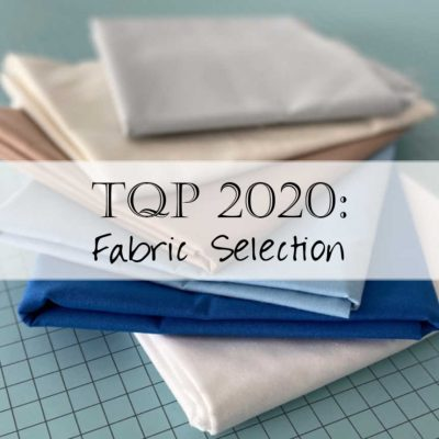 2020 Quilter's Planner Sew-Along