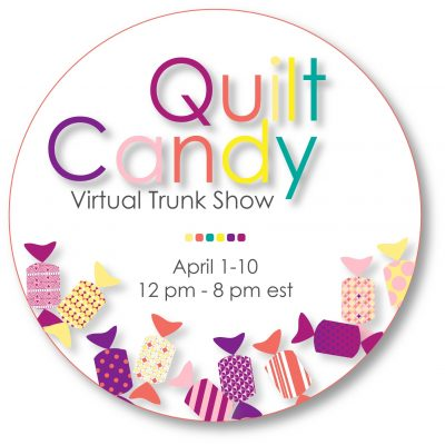 Blog Hop: Quilter's Eye Candy Trunk Show