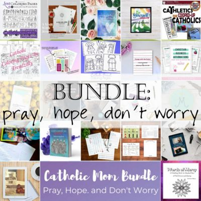 Pray, Hope, and Don't Worry Bundle