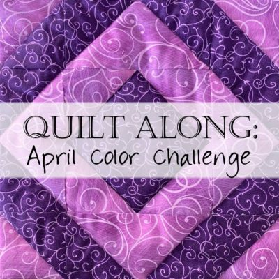 April Color Challenge with PBJ