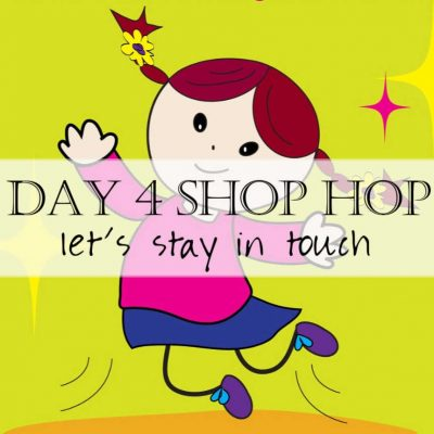 Shop Hop Day 4: Let's Stay Connected