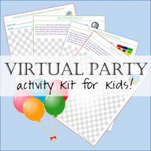 Kids Video-Chat Activity Kit