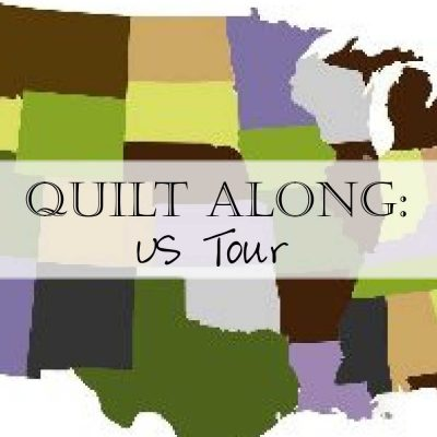 Quilt Along: Around the Block US Tour