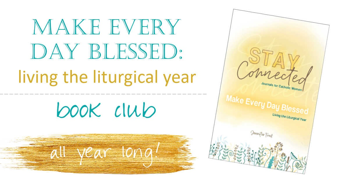 How to Live Liturgically Book Club