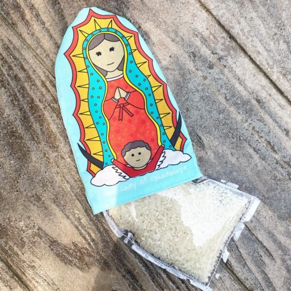 Catholic Boo Boo Bag / Cold Compress to sooth all those little aches and pains!