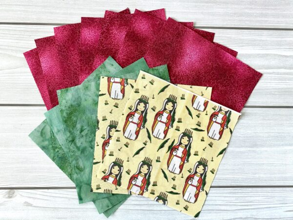 Christian Fabric PreCuts
