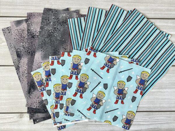 Christian PreCut Fabrics