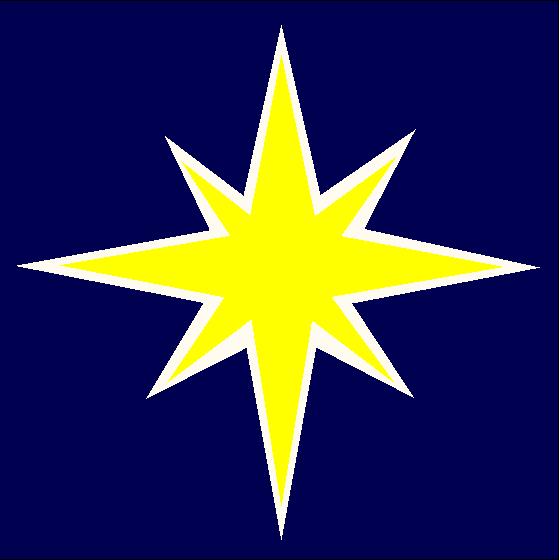 Star of Bethlehem Quilt Block Pattern