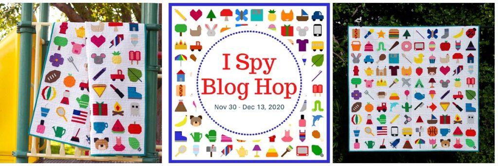 I Spy Quilt Pattern Book