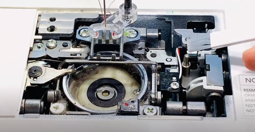 How to Clean Your Bobbin Case in Sewing Machine Clean Components