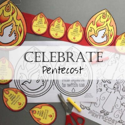 Ways to Celebrate Pentecost as a Family Fabric Panel2