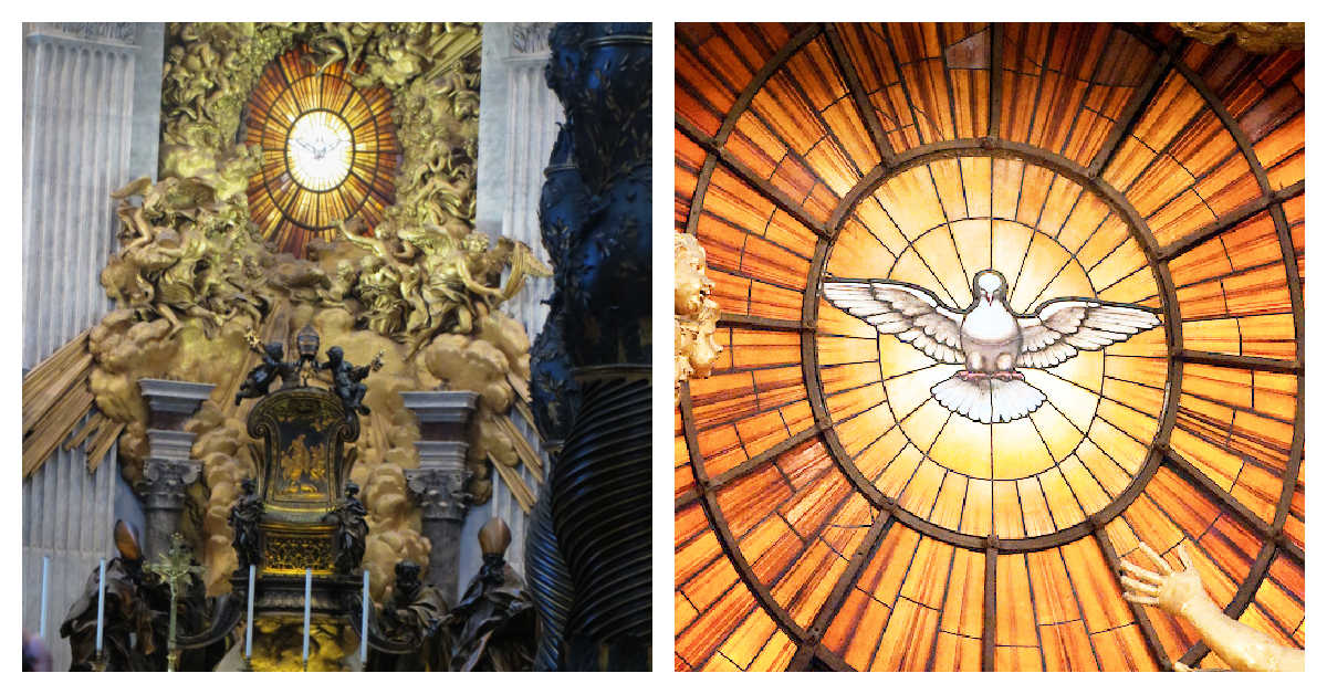 Pentecost Christian Quilt Pattern