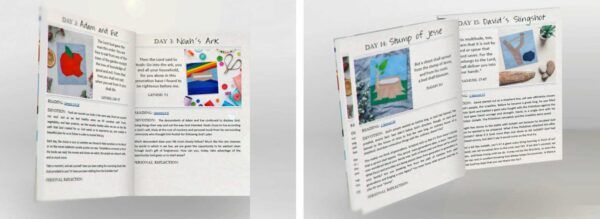 Patchwork of Salvation - Advent Devotional for Quilters Detail
