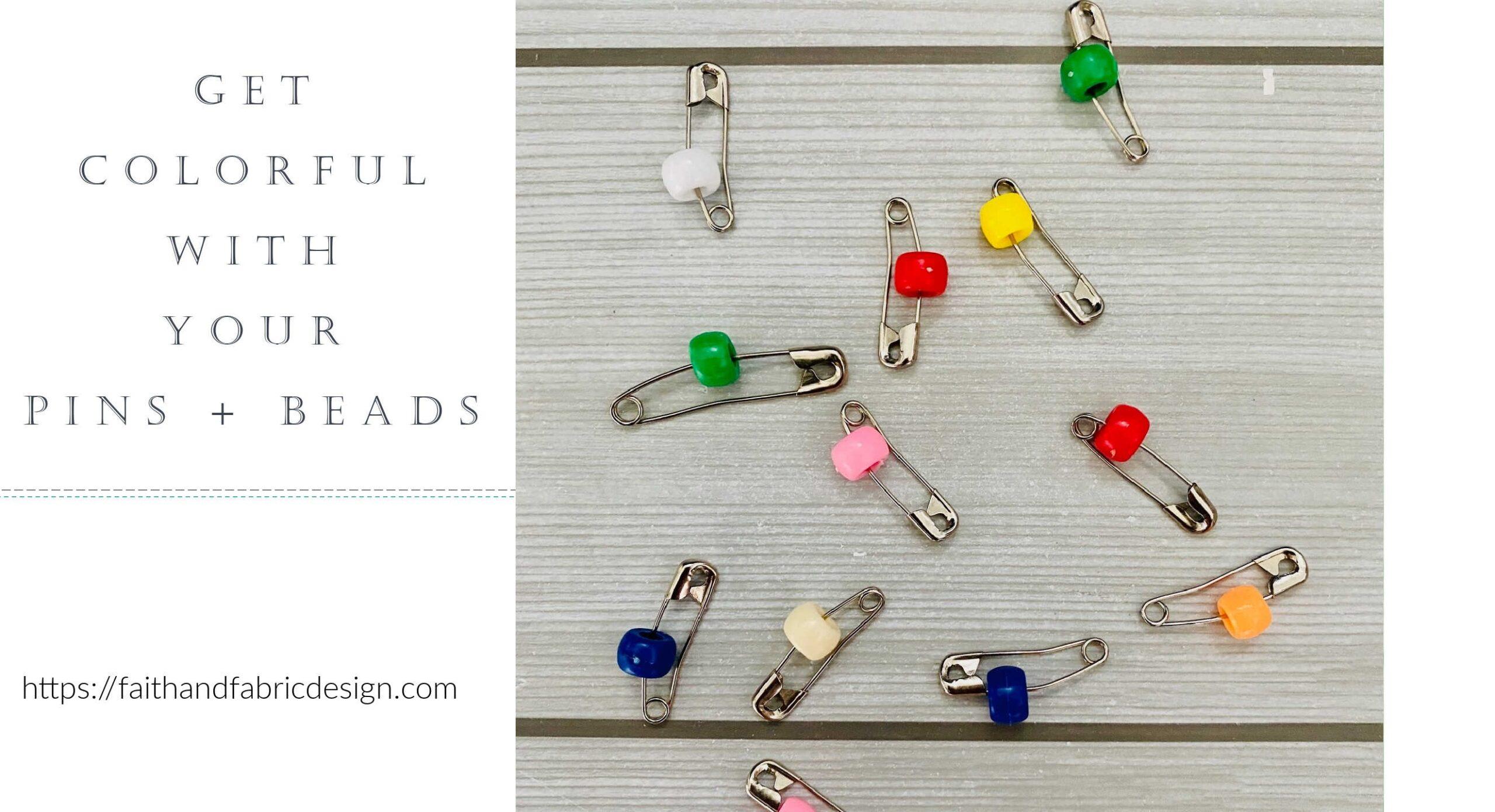 Make a Free Motion Quilt Plan Pins