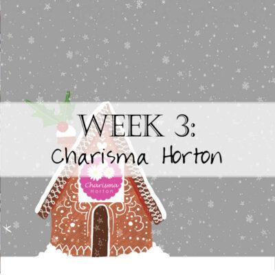 Holiday House Hop: Charisma's Corner (Charisma Horton)