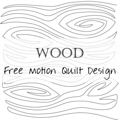How to Free Motion Quilt Wood Grain: in this how-to video, we will teach you how to make wood grain, along with three key tips for makin them as lovely as possible!