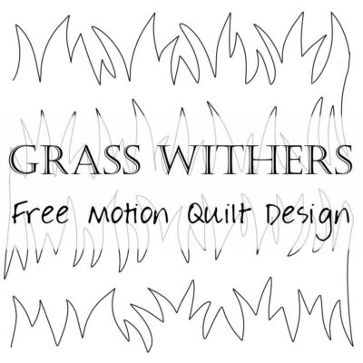 How to Free Motion Quilt Grass: in this how-to video, we will teach you how to make a grass design, perfect for your next landscape. I'll also share two key tips for creating your grass design!