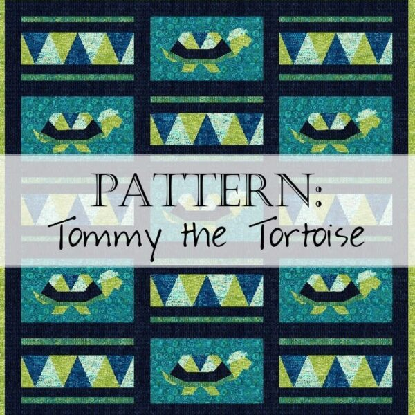 Some days we sprint towards the finish line, and other days we are the tortoise - slow and steady, one foot in front of the other, moving towards our goal. Share this beautiful tortoise quilt with someone you know who is facing an uphill challenge and help them remember that they can still win the race...one step at a time. This tortoise/turtle quilt pattern includes the FPP patterns, instructions to make the quilt top, fabric requirements, a coloring sheet, and more.